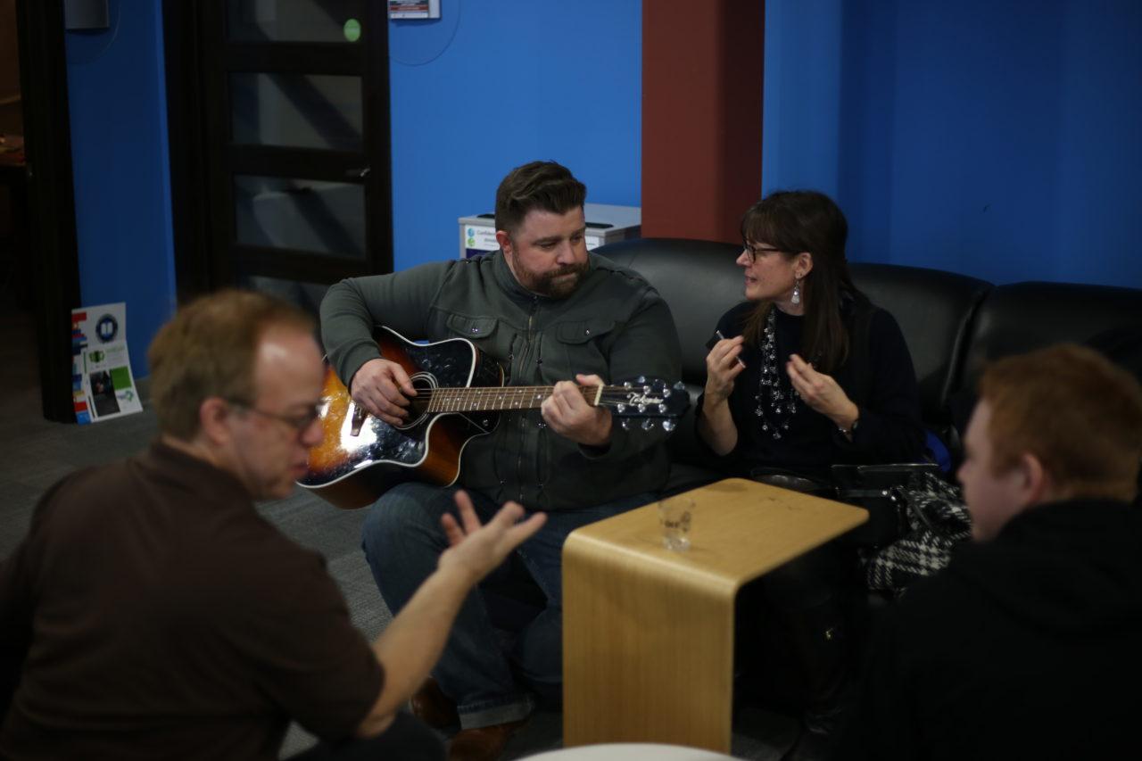 Coworking Recording Studio
