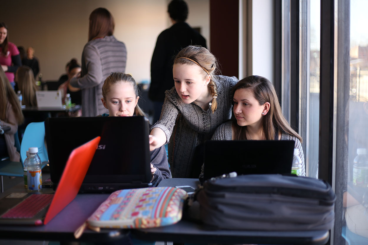 Iowa Girls Code Camp