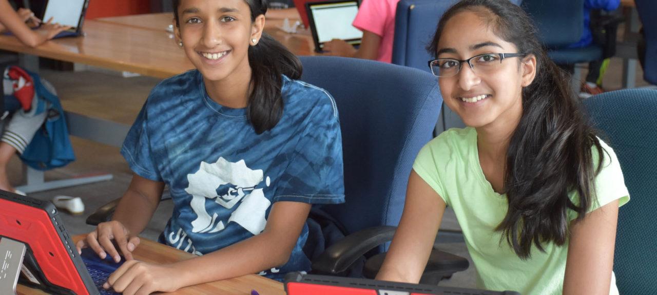 Iowa Girls Code Camp
