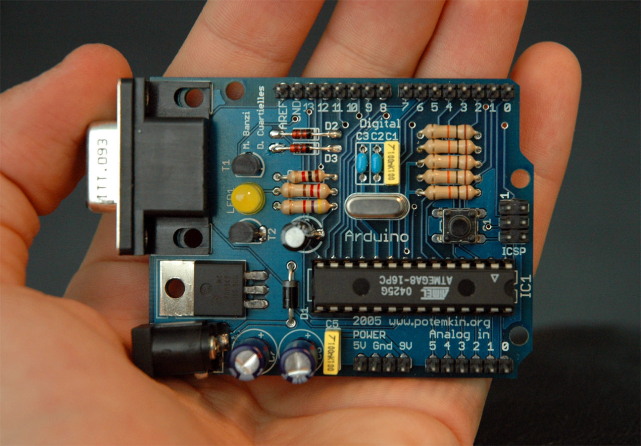 Arduino World