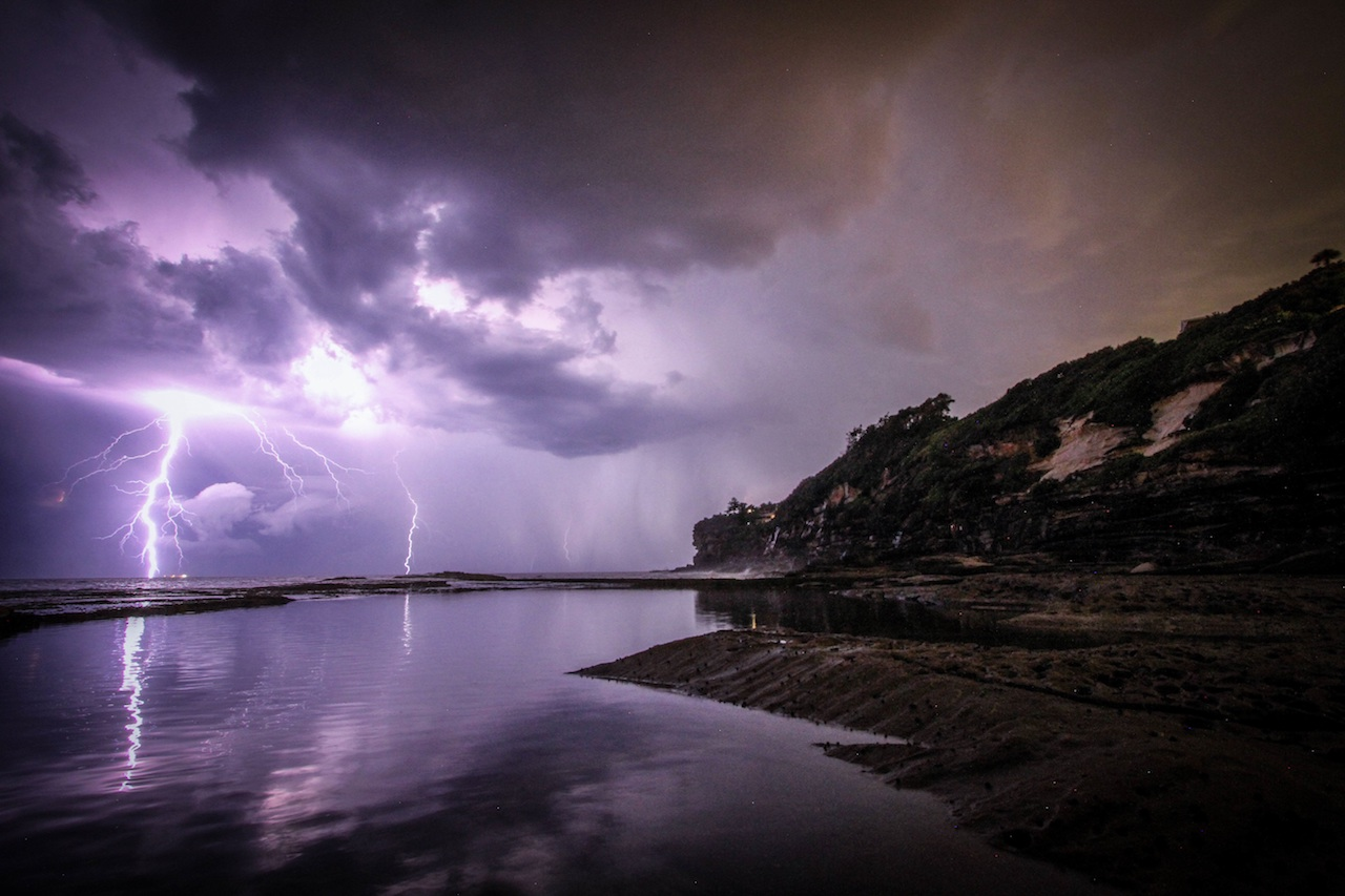 Lightning: The Science of a Thunderstorm