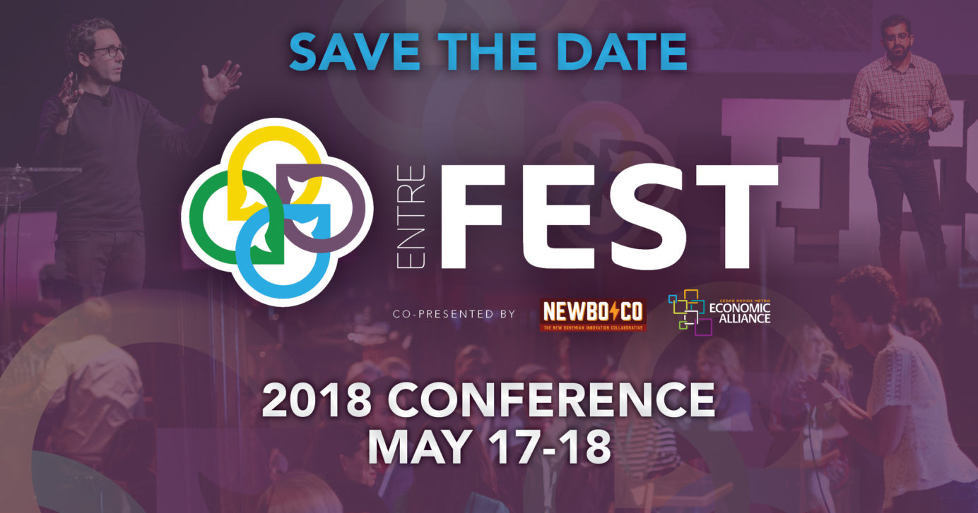 EntreFEST Returns in 2018 with Renewed Focus on Building the