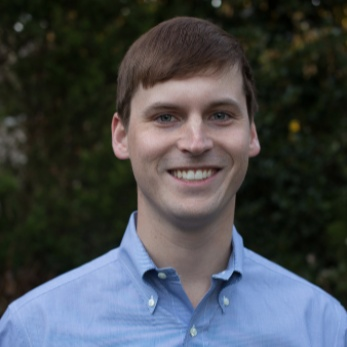 A headshot of LendEDU CEO Nate Matherson