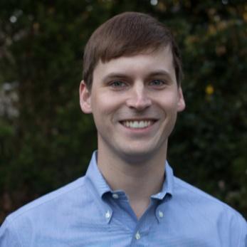 A headshot of LendEDU CEO Nate Matherson