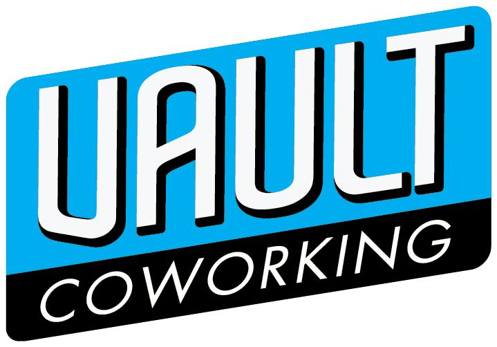 Vault Co-working logo