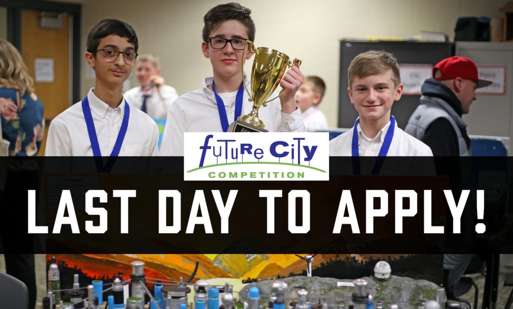 Future City last day to register for 2022 Competition
